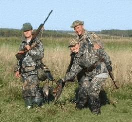 Охота в Крыму: места для охоты