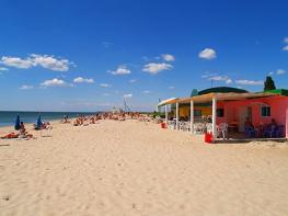 Сергеевка - курорт недалеко от Одессы