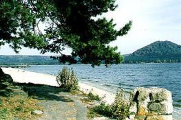 Озера Чехии