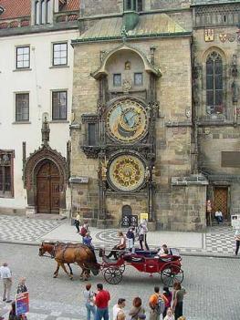 История Праги