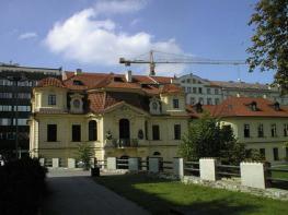 Портхеймка (Буквойка) в Праге