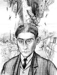 Франц Кафка - знаменитый, таинственный..