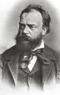 Дворжак - крупнейший чешский композитор