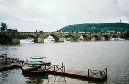Влтава - река в Чехии