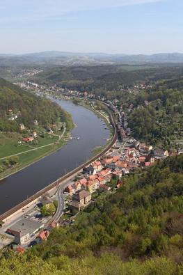 Эльба - Labe - берёт начало в Чехии