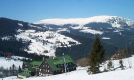 Крконоше - горный массив на территории Чехии