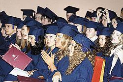 Сегодня высшее образование в Чехии