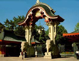 Зоопарк Berlin Zoological Garden