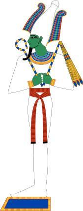 Осирис - бог возрождения