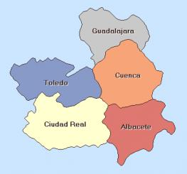 Кастилья ла Манча - Castilla - La Mancha