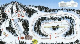 Сарыкамыш - горнолыжный курорт 120 дней в году!
