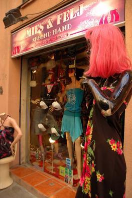 Магазины и торговые центры Испании