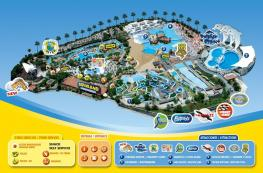 Аквапарк Тенерифе Aqualand Costa Adeje