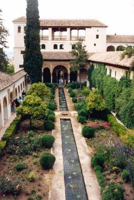 Андалусия - достопримечательности