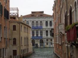 Ка Пезаро - дворец в Венеции