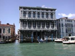 Ка Реццонико - Ca Rezzonico - дворец в Венеции