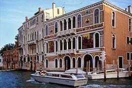 Палаццо Барбариго - Palazzo Barbarigo — дворец в Венеции на Гранд-канале.