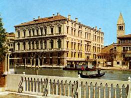 Палаццо Грасси -Palazzo Grassi — дворец в Венеции