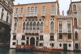 Палаццо Дандоло - Palazzo Dandolo — дворец в Венеции