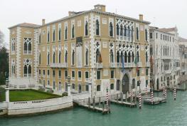 Палаццо Кавалли-Франкетти - Palazzo Cavalli Franchetti — дворец в Венеции