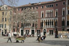 Палаццо Соранцо - Palazzo Soranzo in Campo San Polo