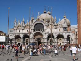 Собор Святого Марко в Венеции