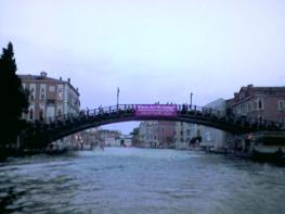 Мост Академии - стойте и наслаждайтесь