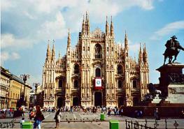 Милан - Milan - основали в Паданской низменности кельтские племена