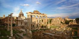 Римский Форум - Forum Romanum — площадь в центре Древнего Рима