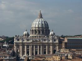 Собор Святого Петра - Basilica di San Pietro - католический собор