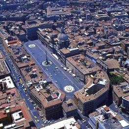 Пьяцца Навона - Piazza Navona - римская площадь