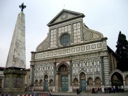 Санта Мария Новелла - церковь во Флоренции