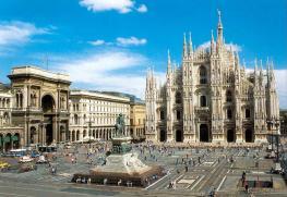 Миланский собор - кафедральный собор в Милане