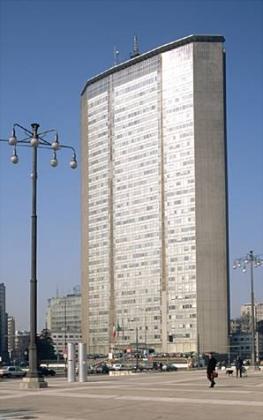 Башня Пирелли - Grattacielo Pirelli - высотное здание в Милане