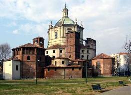Базилика Святого Лаврентия - миланская базилика
