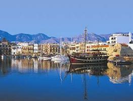 Киренея - Kyrenia - самый красивый город Кипра