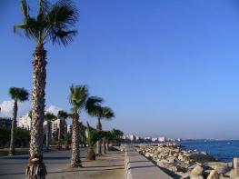 Лимассол - Limassol - второй по величине город Кипра