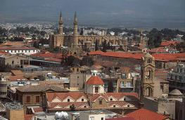 Никосия - Nikosia - столица Республики Кипр