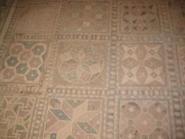 Римские мозаики на Кипре