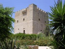 Замок Колосси или Замок Клосси