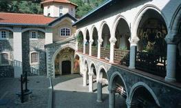 Монастырь Киккос - Kykkos =- почитаемое место на Кипре