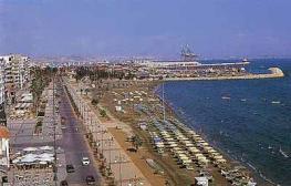 Ларнака - Larnaka - город на Кипре, близ юго-восточного берега