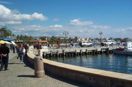 Пафос - Paphos - расположен на юго-западном побережье острова Кипр