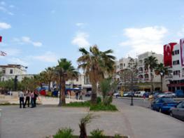 Кирения - знаменит своим музеем и старой гаванью