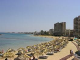 Фамагуста - северный Кипр