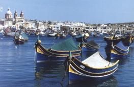Марсашлокк - Marsaxlokk - самое крупное рыбацкое поселение