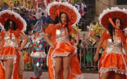 Карнавал на Мальте