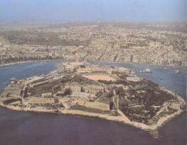 Маноэль - Manoel - остров Мальты
