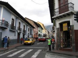 Кито - Quito - столица Эквадора