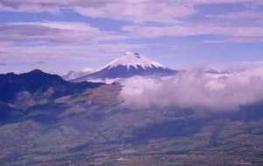 Котопакси - вулкан в Эквадоре